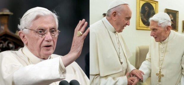 Czy czeka nas rozpad Kościoła? Benedykt XVI ostrzega papieża Franciszka. Co tak poróżniło kolegów po fachu