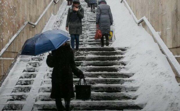 pogoda, zima, mróz YouTube