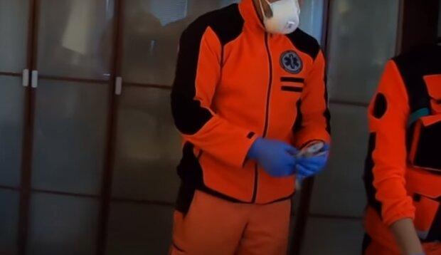 Ratownik medyczny/YouTube @Uwaga!TVN