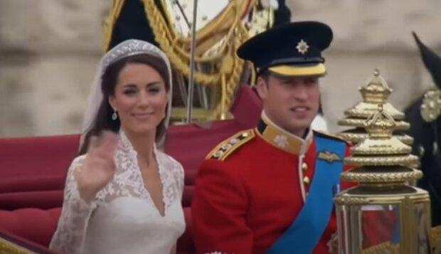 Ślub Kate i Williama/YouTube
