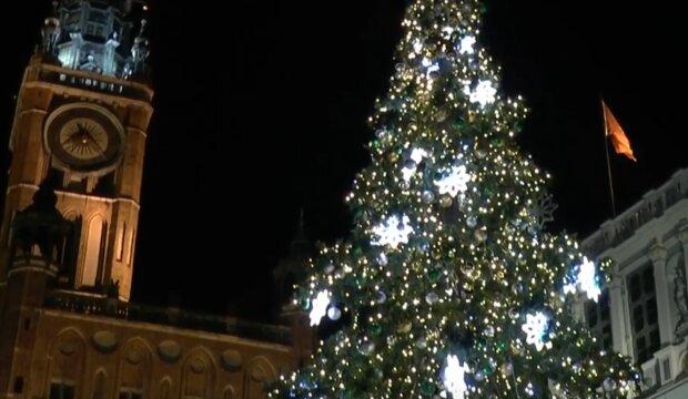 Gdańsk: w najbliższych dniach rozbłysną świąteczne iluminacje w mieście. Jest już harmonogram dla poszczególnych dzielnic i miejsc