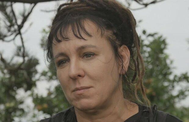 Olga Tokarczuk/screen Youtube @Louisiana Channel