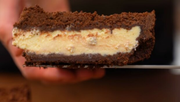 Królewskie ciasto, screen YT