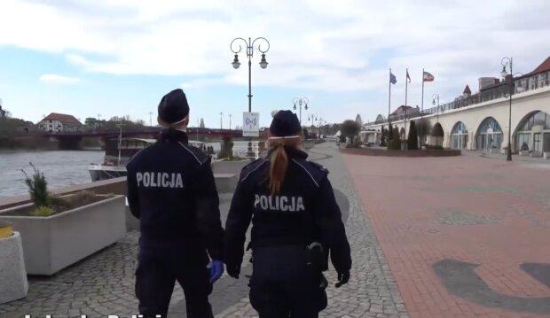 Policja/ YouTube @Telewizja Gorzów