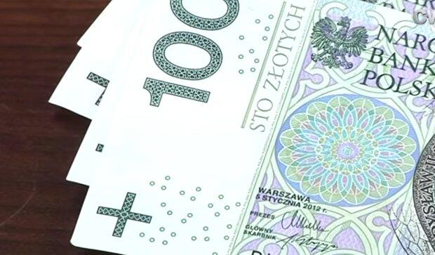 Banknoty/ YouTube @CW24TV