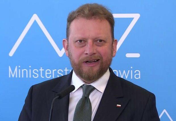 Łukasz Szumowski/screen YouTube @Telewizja Republika