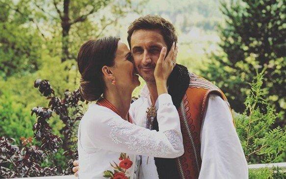 Paulina Krupińska i Sebastian Karpiel-Bułecka fot. Instagram