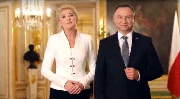 Prezydent Andrzej Duda wspólnie z żoną zwrócili się do Polaków z ważnym apelem. Sytuacja jest trudna i wymaga natychmiastowych działań