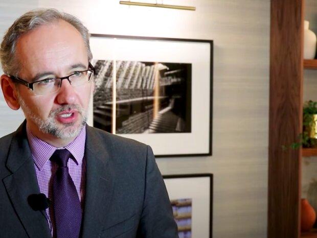 Minister zdrowia Adam Niedzielski / YouTube:  ISBnews.TV