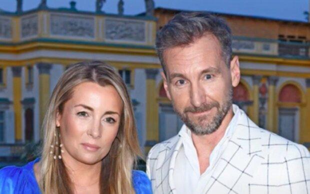 Piotr Kraśko z żoną / YouTube:  Wiadomości