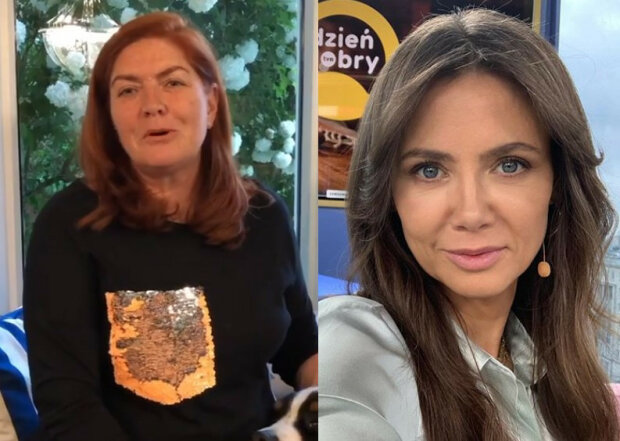Katarzyna Dowbor, Kinga Rusin/screen Instagram @katarzyna-dowbor_official @kingarusin