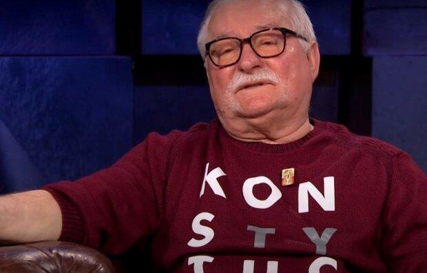 Lech Wałęsa/Youtube @tvnpl
