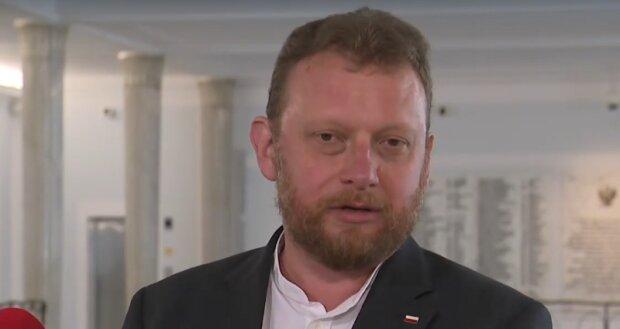 Łukasz Szumowski wyszedł na zakupy. Czy były minister złamał zasady kwarantanny