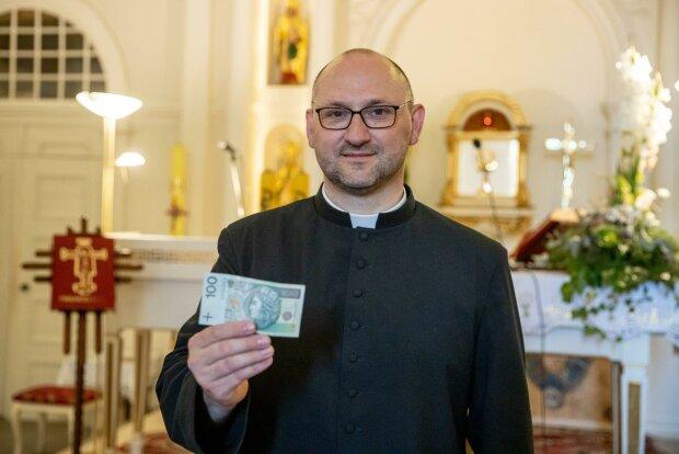 Księża płacą niskie podatki