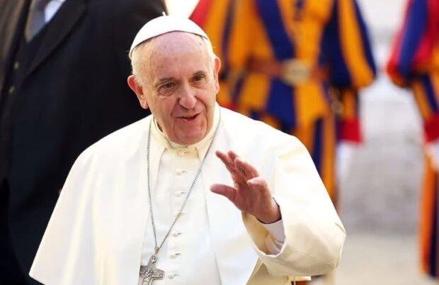 Papież Franciszek/YouTube @Dla Ciekawskich