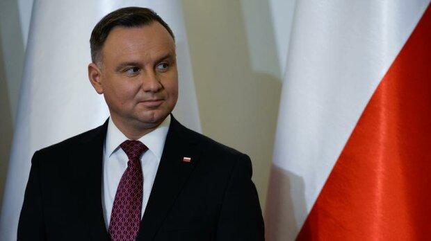 Andrzej Duda złożył obietnicę wyborczą, źródło: TVN24
