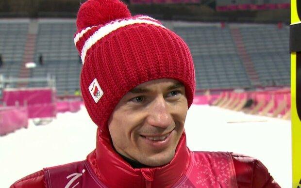 Kamil Stoch/Youtube @TVP Sport