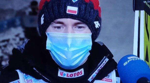 Kamil Stoch. Źródło: Youtube QBreakTV