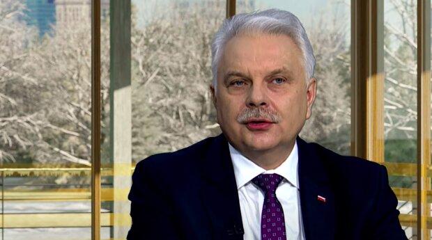 Wiceminister zdrowia Waldemar Kraska / YouTube: Telewizja Republika