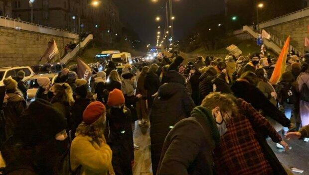 Strajk Kobiet/Youtube @Wirtualna Polska
