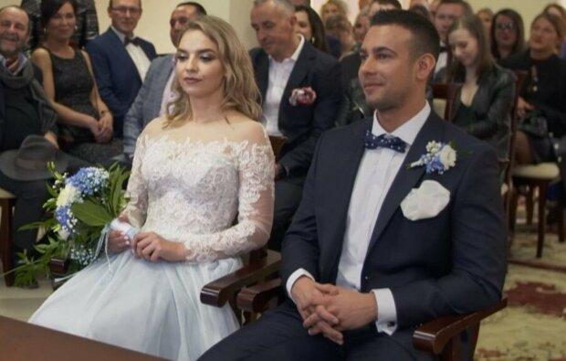 Oliwia i Łukasz/Facebook @Ślub od pierwszego wejrzenia TVN7