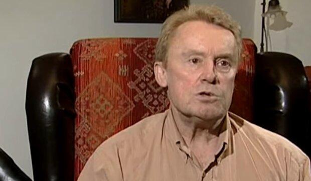Daniel Olbrychski. Źródło: Youtube