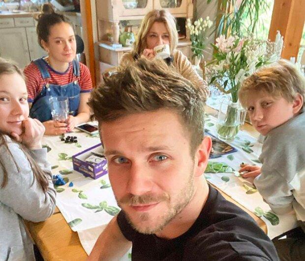 Rodzina Królikowskich / Instagram: antek.krolikowski