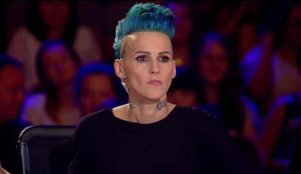 Agnieszka Chylińska/ YouTube @TVN Talent Show
