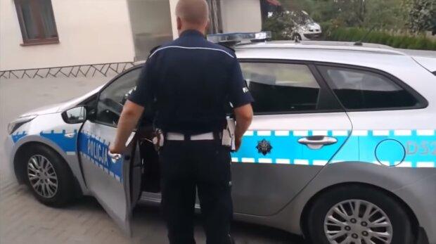 Policja. źródło: Youtube D Z