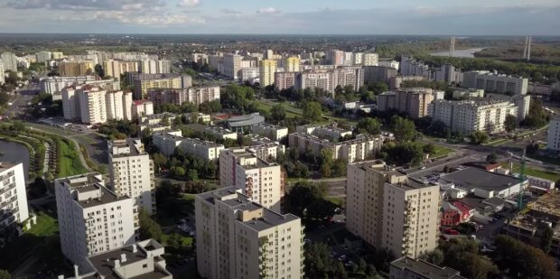 Warszawa - Gocław / YouTube:  winkiel82