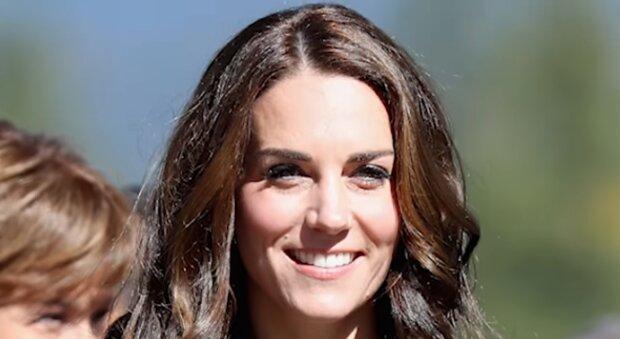 Księżna Kate. Źródło: Youtube