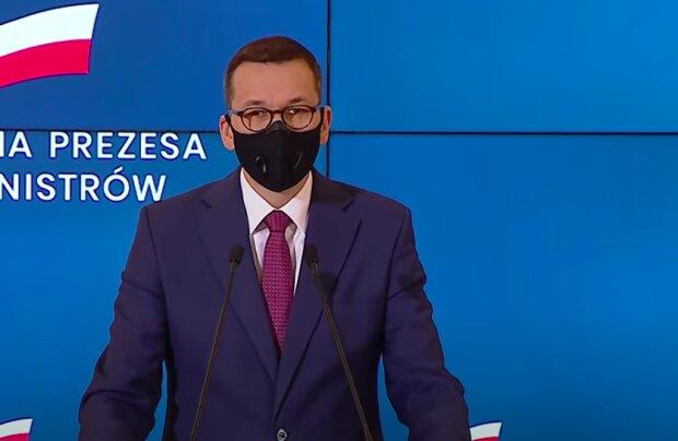 Mateusz Morawiecki / YouTube:  Kancelaria Premiera