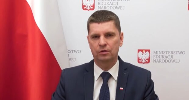 Dariusz Piontkowski/ screen youtube