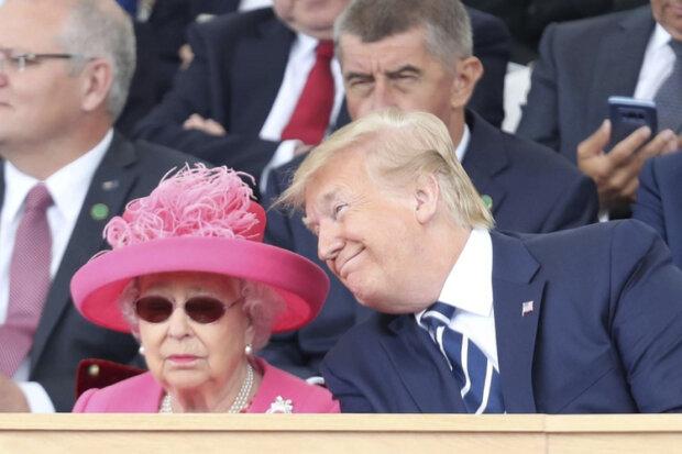 Konflikt Meghan Markle i królowej Elżbiety II. Jak reaguje Donald Trump