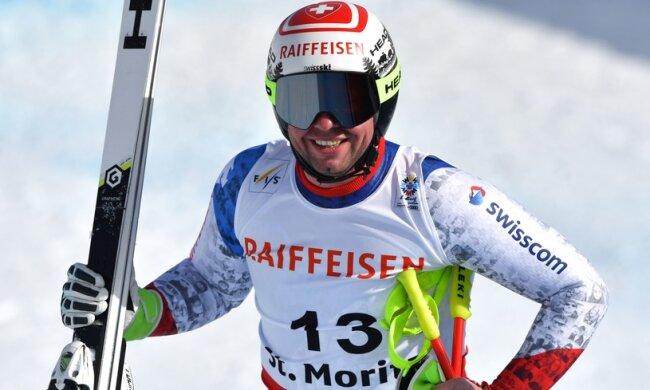Co za hart ducha! Alpejczyk zjedzie na nartach z poważną kontuzją