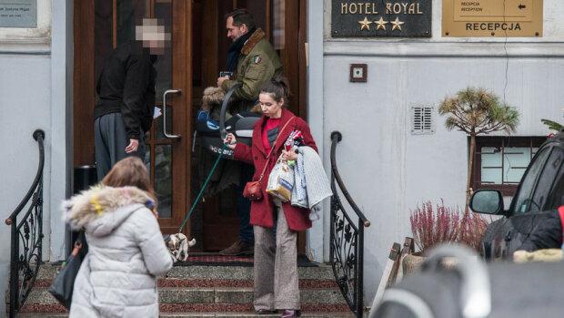 Modny mąż Kaczyńskiej nie sprząta po psie