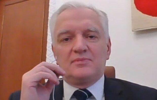 Jarosław Gowin/screen Youtube @Radio Zet