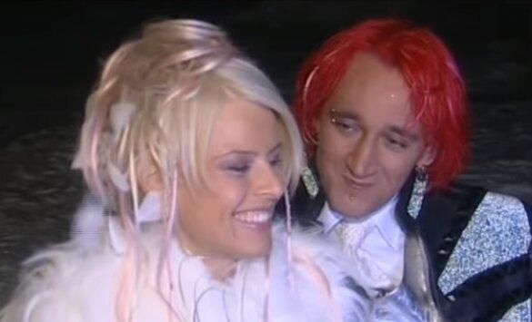 Michał Wiśniewski i Mandaryna. Źródło: Youtube