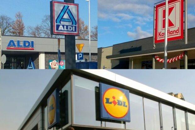 Skażone mleko w niemieckich sklepach