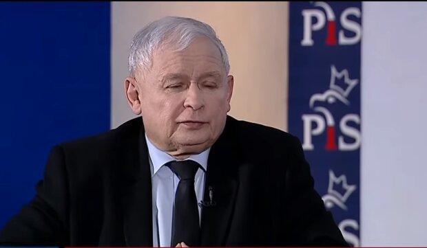 Jarosław Kczyński/YouTube @TVP Info