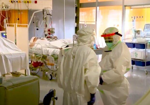 Sytuacja w wielu szpitalach jest tragiczna! / YouTube:  Poland In