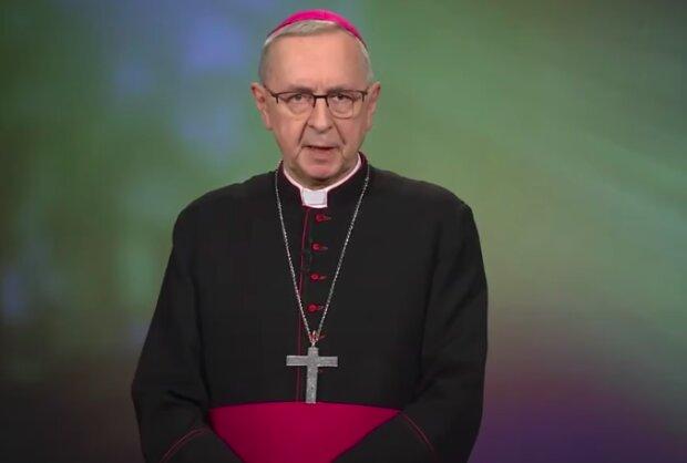 Arcybiskup Stanisław Gądecki / YouTube