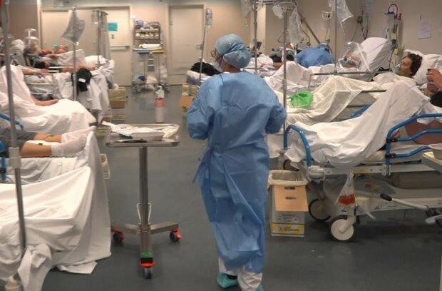 Trzecia fala pandemii/screen Youtube @Sky News