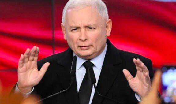 Jarosław Kaczyński / ft.com