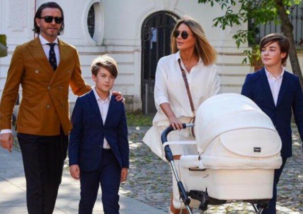 Radosław Majdan szczerze o swojej relacji z synami Małgosi. Co się zmieniło po narodzinach Henia