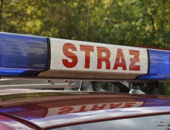 Kraków: dym unosił się nad miastem. Jest jedna poszkodowana osoba. Co się wydarzyło