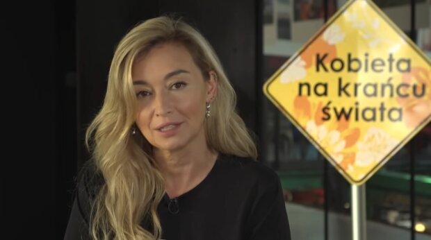 Martyna Wojciechowska. Źródło: Youtube tvnpl