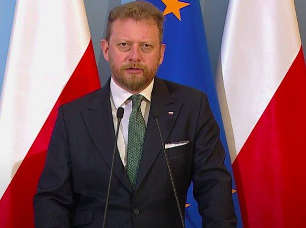 Łukasz Szumowski / YouTube