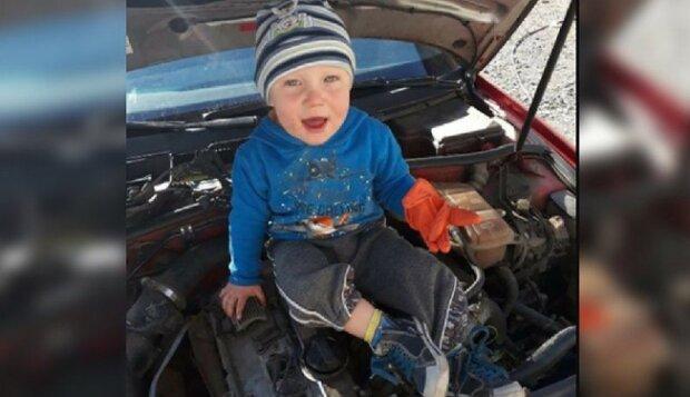 Zaginął 3,5-letni Kacper. Źródło: gazeta.pl