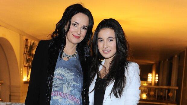 Kasia Kowalska z córką